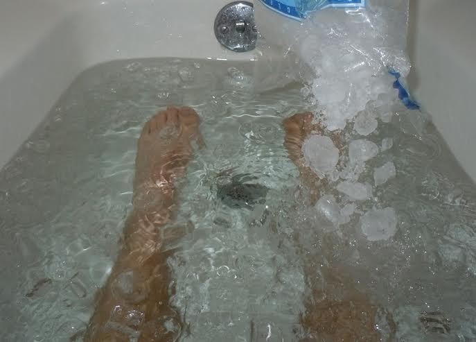 Cómo tomar un baño de hielo post-entrenamiento – Runchile.cl