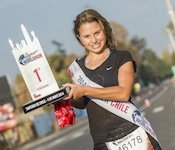 Gabriala Cerda (CHI) - Winner Female